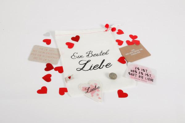 """Wunderbeutel """"Ein Beutel Liebe"""" 1"""