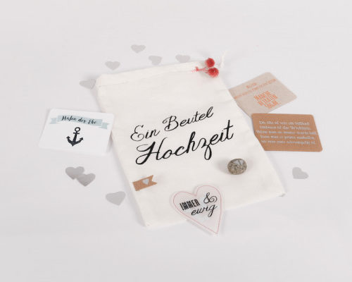 """Wunderbeutel """"Ein Beutel Hochzeit"""" 3"""