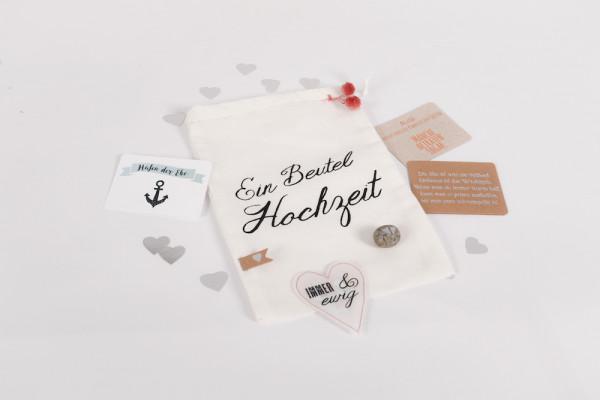 """Wunderbeutel """"Ein Beutel Hochzeit"""" 1"""