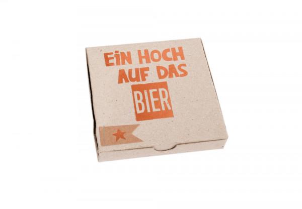 """Kartenbox """"Ein Hoch auf das Bier"""" 1"""
