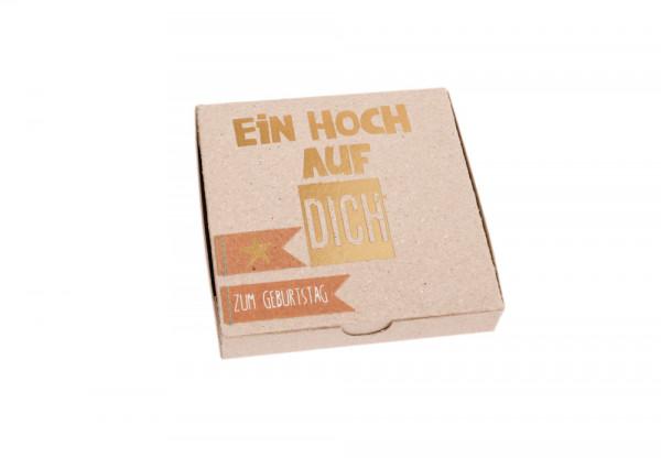 """Kartenbox """"Ein Hoch auf Dich"""" / Zum Geburtstag 1"""