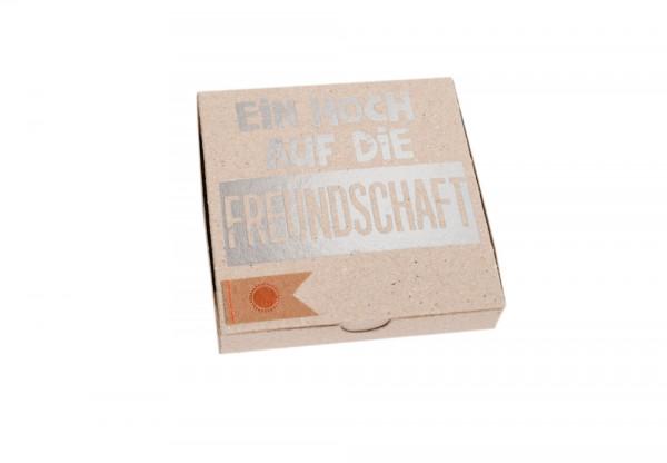 """Kartenbox """"Ein Hoch auf die Freundschaft"""" 1"""
