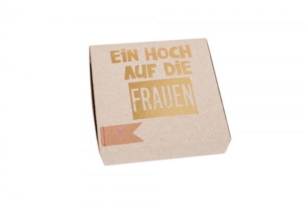 """Kartenbox """"Ein Hoch auf die Frauen"""" 1"""