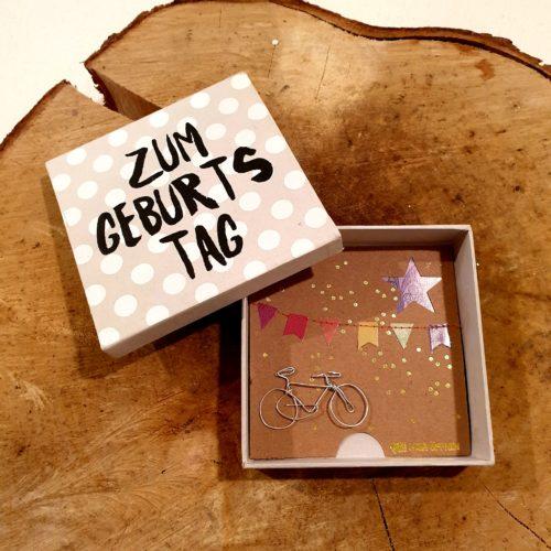 """Geldgeschenkbox """"Zum Geburtstag"""" 3"""