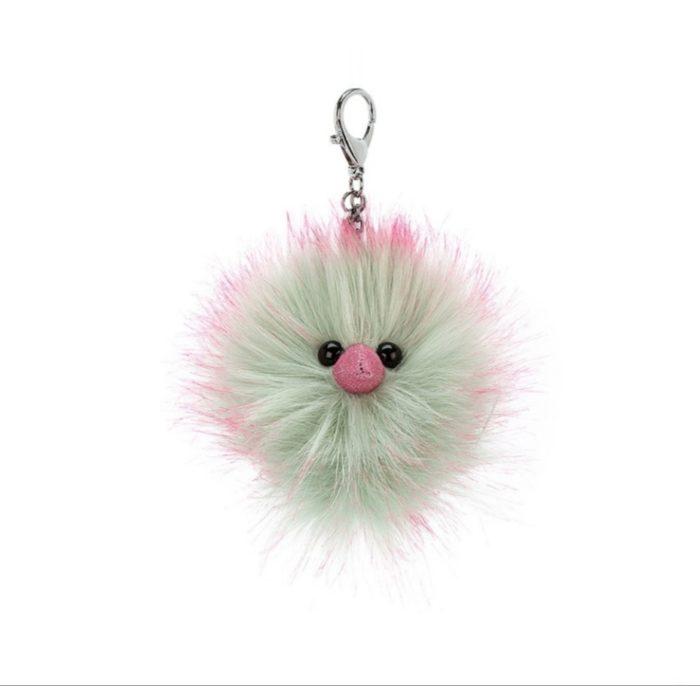 Jellycat Taschen-/Schlüsselanhänger Mint Fizz 1