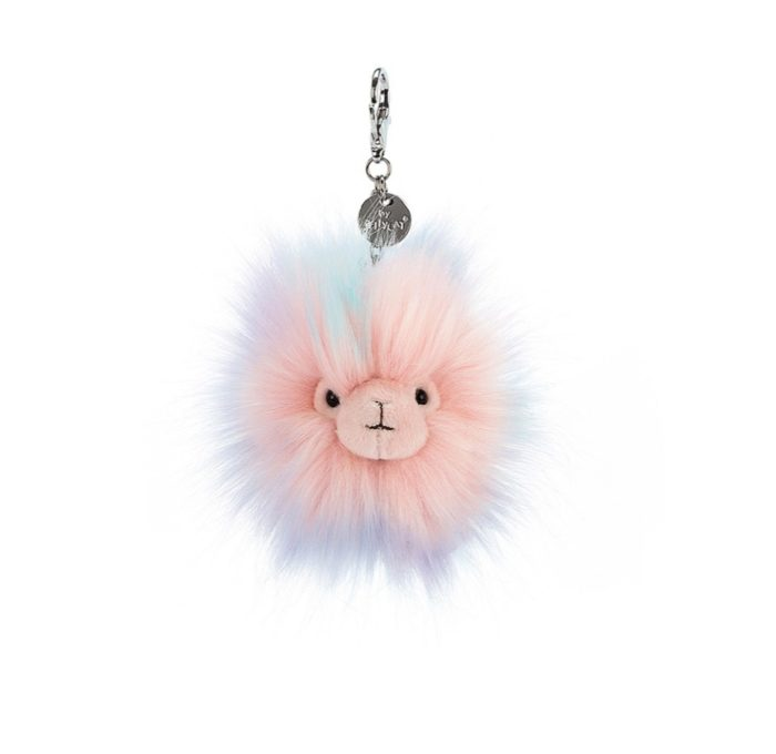 Jellycat Taschen-/Schlüsselanhänger Lovely Llama 1
