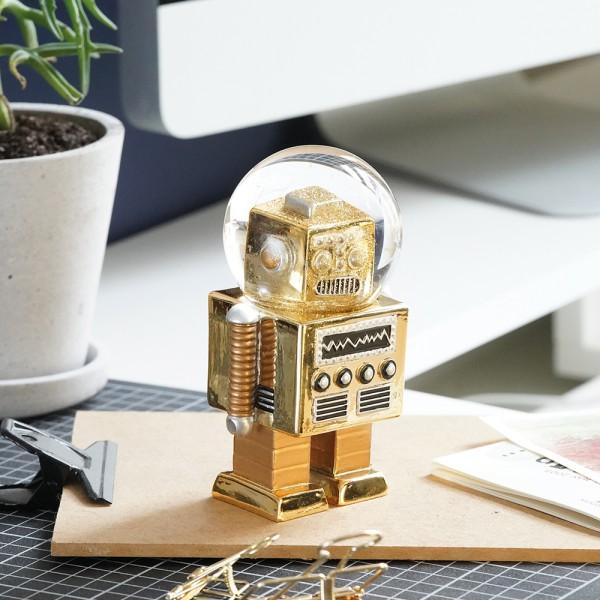 "Summerglobe ""The Robot Gold"" 2"