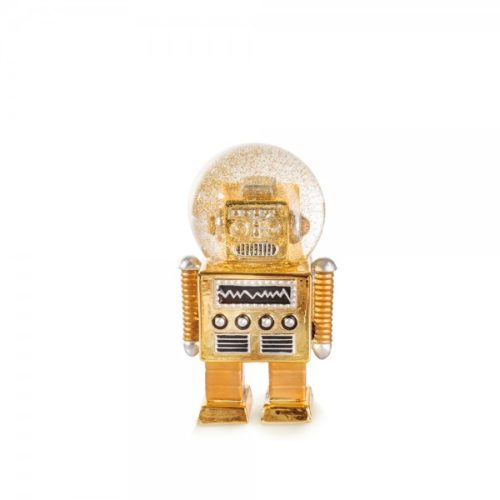 "Summerglobe ""The Robot Gold"" 4"