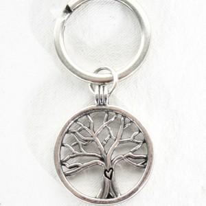 Schlüsselanhänger Baum des Lebens 4