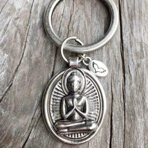 Schlüsselanhänger Buddha 4