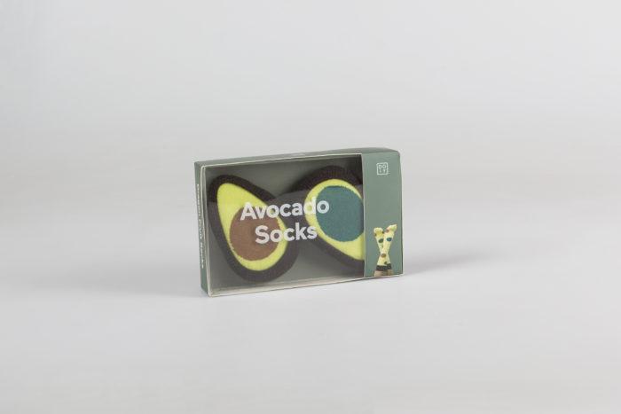 Avocado Socks 1