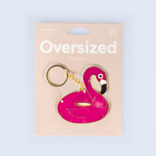 Oversized Flamingo 4
