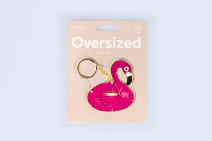 Oversized Flamingo 1