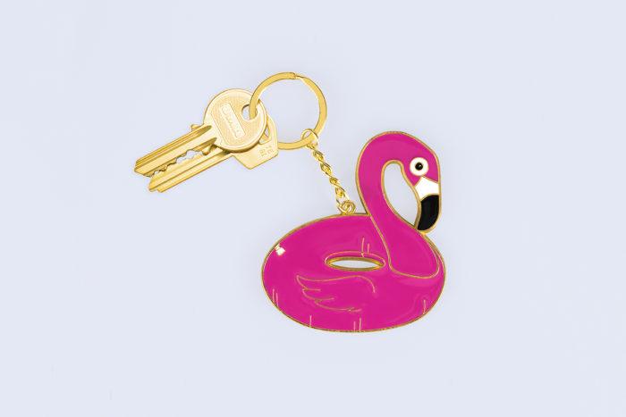 Oversized Flamingo 3