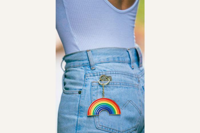 Oversized Rainbow 2
