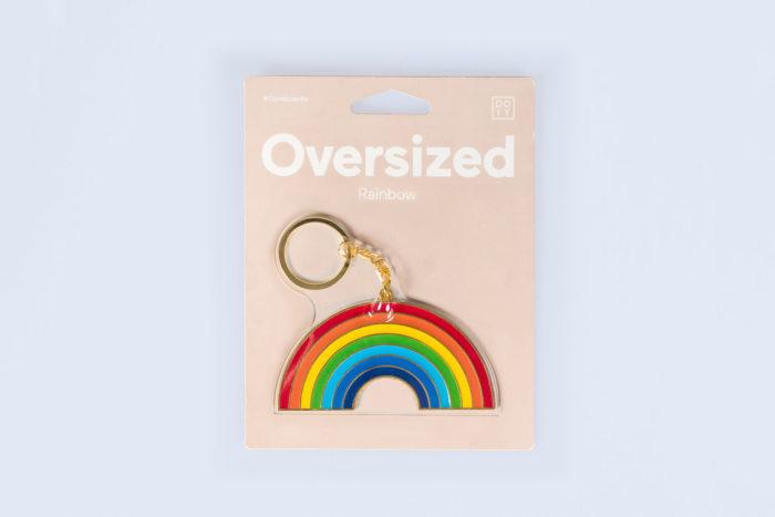 Oversized Rainbow 1