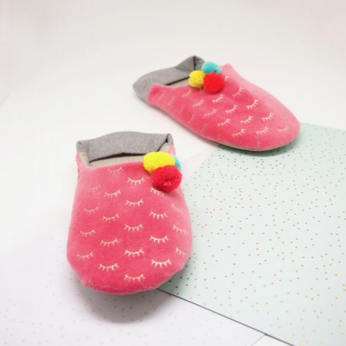 "Slippers ""Sleepy"" 7"