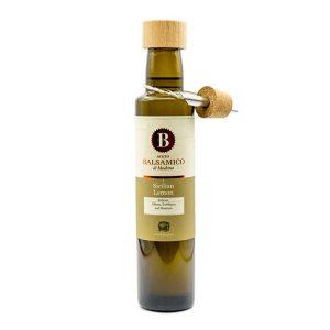 Balsamico di Modena Sizilianische Zitrone mit Ausgießer 3