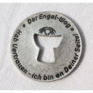 """Engelweg-Münze """"Hab Vetrauen - ich bin an Deiner Seite"""" 1"""
