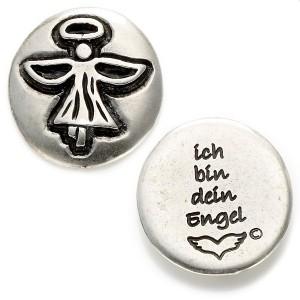 """Engel-Münze """"ich bin dein Engel"""" 3"""
