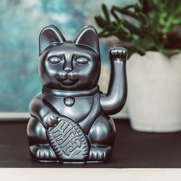 "Lucky Cat ""Galaxy"" 3"