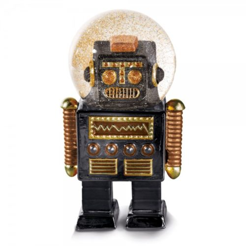 "Summerglobe ""The Robot Black"" 12"