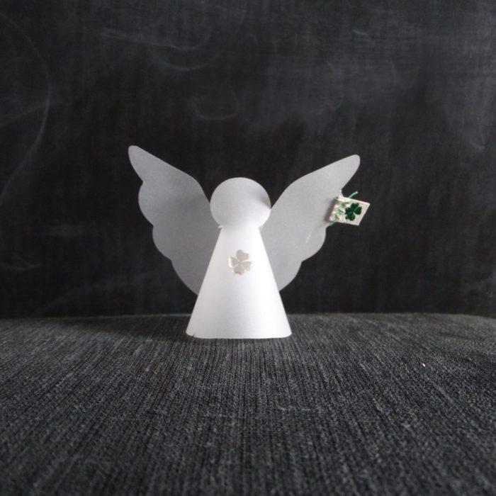 """Engel in der Tüte """"Glücksengel"""" 2"""