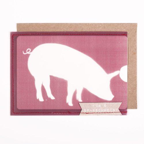 Scheinchen Schweinchen Karte 8