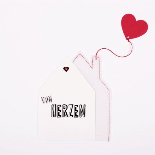 """Hauspost """"Von Herzen"""" 13"""