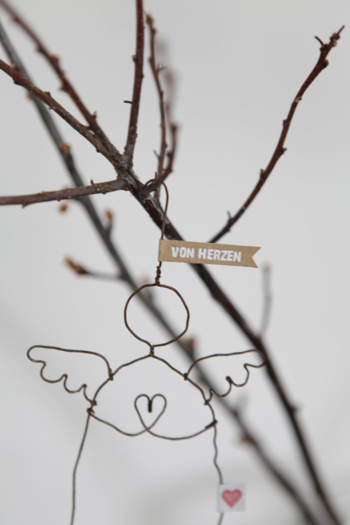"""Schutzengel """"Von Herzen"""" 2"""
