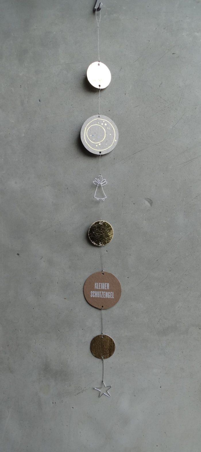 """Goldkette """"Kleiner Schutzengel"""" 1"""
