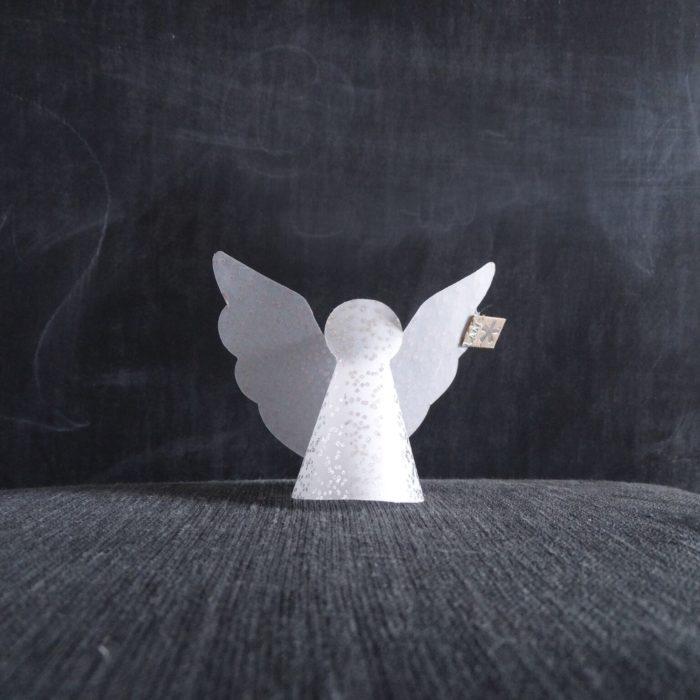 """Engel in der Tüte """"Geburt"""" 2"""