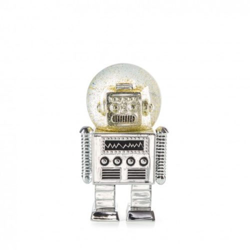 Summerglobe The Robot silber 15