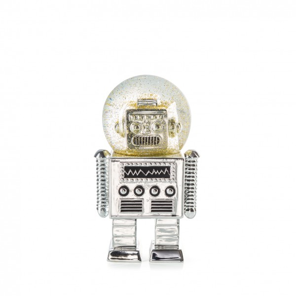 Summerglobe The Robot silber 1