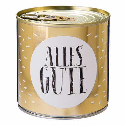 Cancake  Alles Gute gold Schwarzwälder Kirsch  black&white Edition 4