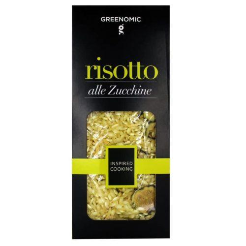 Risotto Zucchine & Zafferano 1